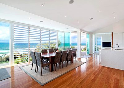 Living and Dining Rooms