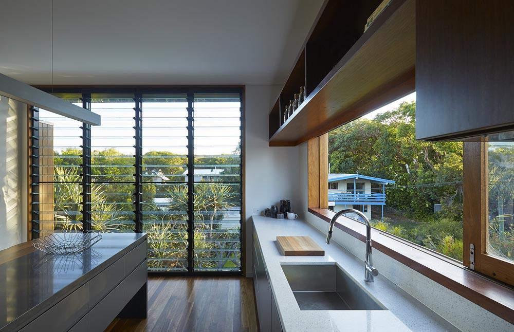 Bambara St Residence by Shaun Lockyer Architects