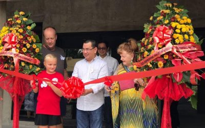Breezway joins hands with Leyte-Samar Centre for Change