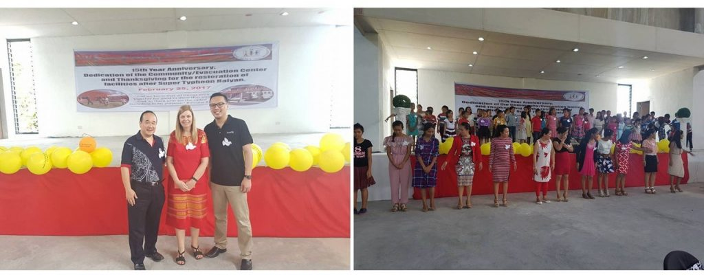 Tacloban-Ceremony