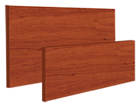 <strong></noscript>Woodgrain Aluminium</strong><p>Aluminium with woodgrain finish provides privacy with ventilation.</p>