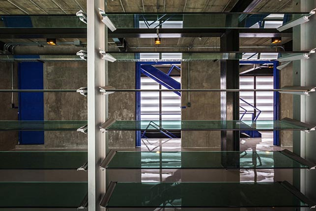 Breezway Louvres provide clear uninterrupted views